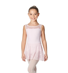 Girls Tank Leotard Dress Rosalie